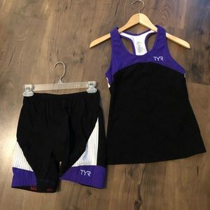 TYR triathlon women's size medium